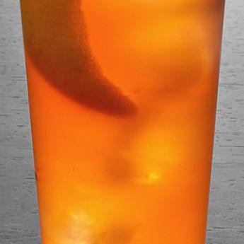 Рецепт коктейля Гарибальди (Garibaldi cocktail)