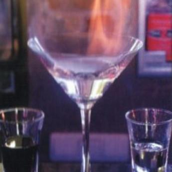 Рецепт коктейля Слезы змеи (Snake tears cocktail)