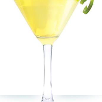 Рецепт коктейля Белая леди (Уайт леди) (White lady cocktail)