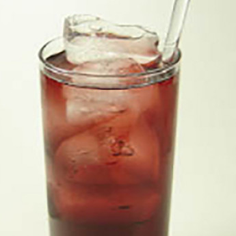 коктейль с бехеровкой Красная луна (Red Moon cocktail)