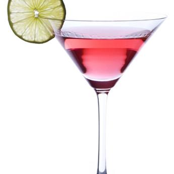 Розовый джин
