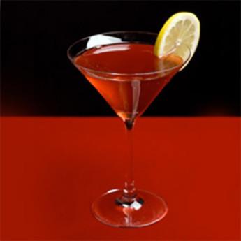 коктейль Красный ковер