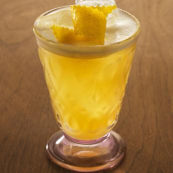 коктейль желтая фея