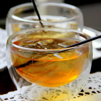 коктейль Ванильная роза