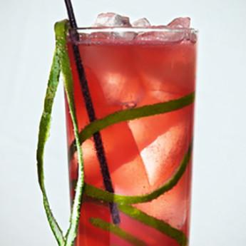 Коктейль Флорадора (Floradora cocktail)