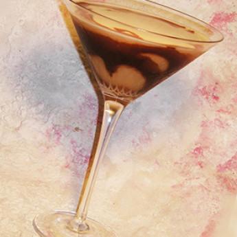 коктейль Мокатини (Mochatini cocktail)