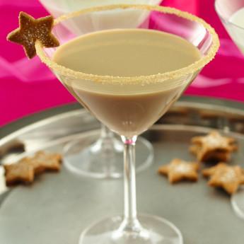 коктейль Имбирное печенье