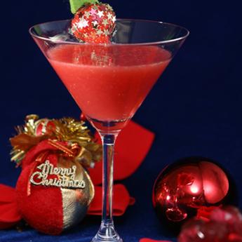 Рождественский коктейль Звезда
